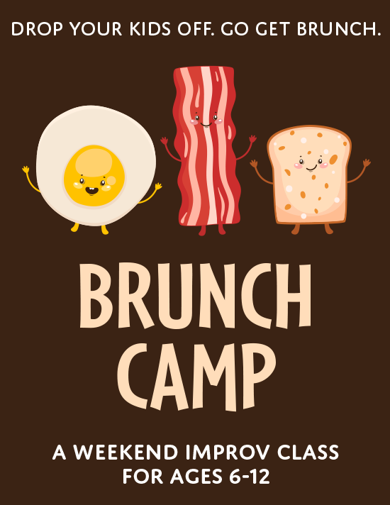 Brunch camp tile