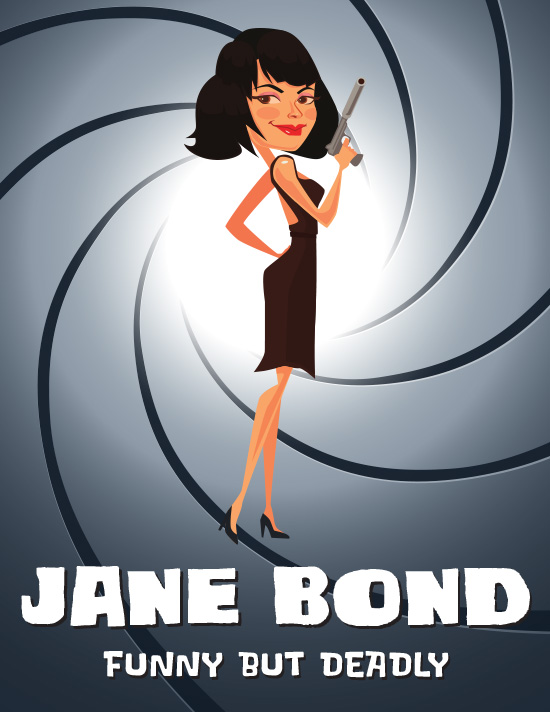 Jane bond tile 3