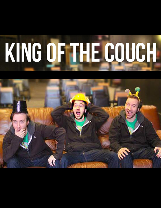 King of the couch tile