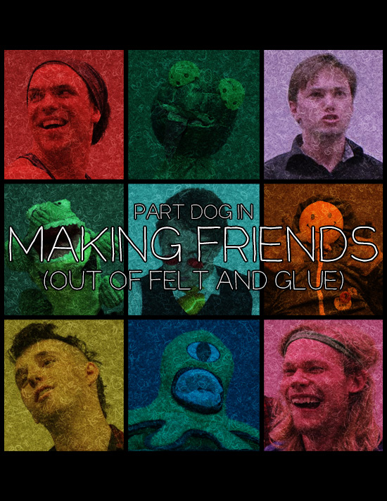 Making friends tile