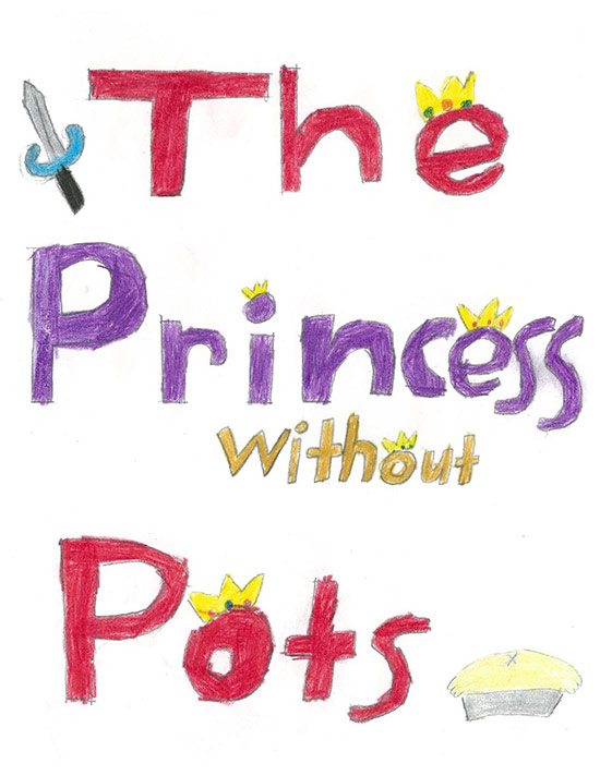 Princess pots tile