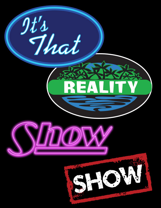 Reality show show tile