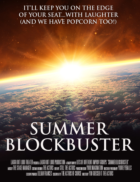 Summer blockbuster tile