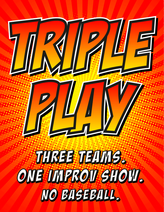 Triple play tile