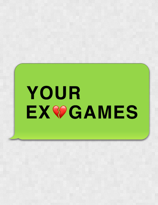 Your ex games tile